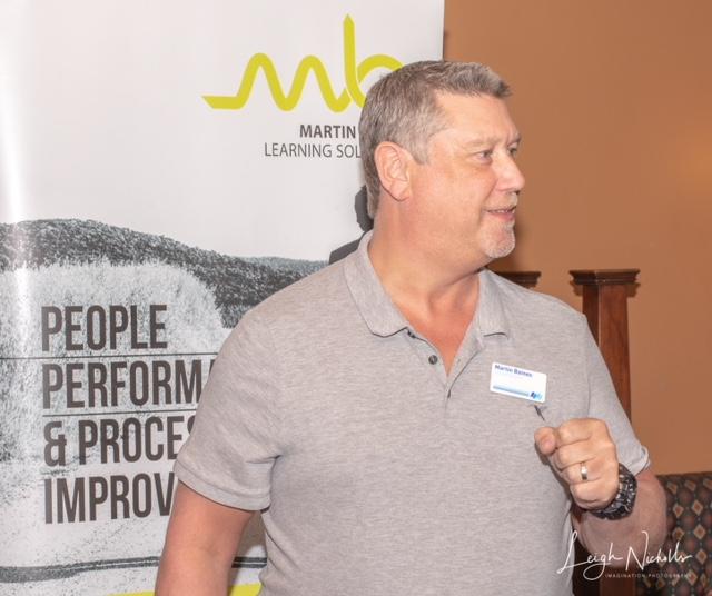 Martin Baines, The Sales Training Expert & Speaker